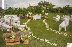Resultado de imagen para casamientos campestres decoracion