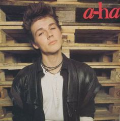 a-ha's Morten Harket Gosh, look how young he looks! What a cutie.