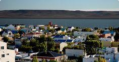 Rio Gallegos capita de Santa Cruz