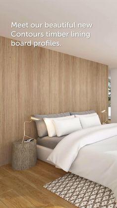 Master Bedroom Interior, Bathroom Interior Design, Modern Bedroom, Bedroom Wall, Bedroom Decor, Hotel Room Design, New Room, Wall Design, Interior Architecture