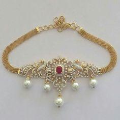 Classic for wedding #diamond #pearl
