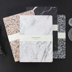 Stone Notebook (i like all of em) - $18.36 - mochithings.com