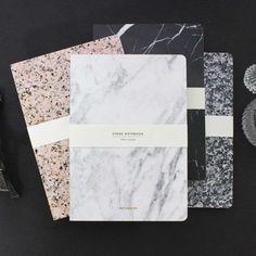 Stone Notebook (i like all of em) - $18.36 - mochithings.com