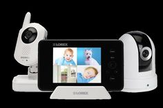 (CLICK IMAGE TWICE FOR DETAILS AND PRICING) Baby video cameras with monitor. Wireless monitor and baby video cameras, remote Skype™ viewing, and video recording. See More Video baby monitor at http://www.ourgreatshop.com/Video-baby-monitor-C234.aspx