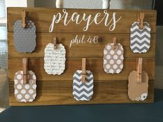 Prayer Board- Wood Prayer Sign- War Room Scripture Christian Graduation Present Meaningful Housewarming Farmhouse Dorm Fixer Upper Bible, Prayer Board Wood Prayer Sign War Room Scripture Christian Prayer Signs, Prayer Wall, Prayer Box, Fixer Upper, Sunday School Rooms, Wood Crafts, Diy Crafts, Prayer Closet, Christian Crafts