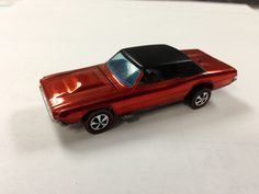 Learn everything there is to know about Hot Wheels at the hobbyDB database Old Vintage Cars, Vintage Hot Wheels, Vintage Toys, Matchbox Cars, Ford Thunderbird, Hot Wheels Cars, Model Car, Old Toys, Diecast