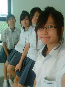 secondary singaporean girl naked