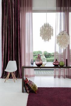 Gemütlicher Wohnen mit Vorhängen – gewusst, wie!