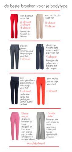 De ideale broek voor je bodytype-blog-Lida-Thiry