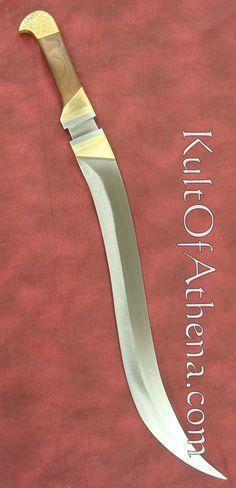 Yatagan Sword of Baba