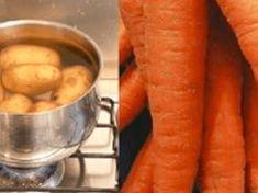Věděli jste, že by se brambory měly vařit s mrkví? Podívejte se proč