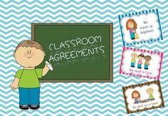 Classroom agreements 1