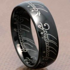 One ring.... To rule them all!