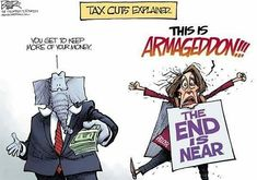 80% get a tax break, that sounds pretty damn good to me.  Psst...For those of you on the left, that are Math challenged, that's over half of Americans. #YoureWelcome