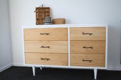 N:Inspiration for Chest of Drawers. By Emma-Jayne Scott of Draw'n In