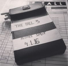 First roll of film ready for editing - The Fall 3 Paul Spector, Jaime Dornan, New Pictures, Fall, Season 3, Fifty Shades, Album, Facebook, Gallery