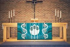 banners for ordinary time | Ordinary Time Paraments - Altar Hanging