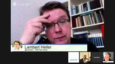 OpenEd #04: Lambert Heller über die Rolle der Bibliotheken im Open Education Prozess mit Markus Deimann und Anja C. Wagner