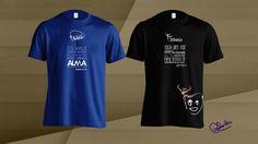 Camisa e Logos #camisas #logos