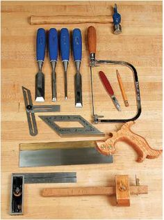 Tools for dovetailing