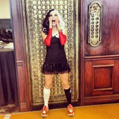 disney running costumes | when carrie & i traded in the evil queen & cruella running costumes ...