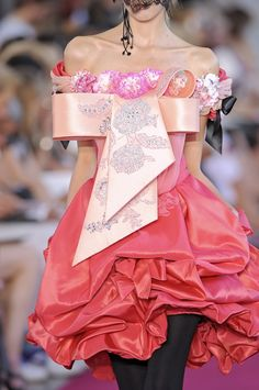 ZsaZsa Bellagio: Pretty in Pink