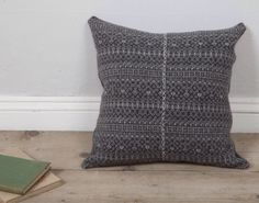 Taking inspiration from nature and scottish roots, Suzie Lee has designed and produced these delightful cushions. Each one has their own