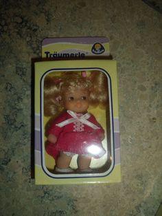 Träumerle OVP Puppe Puppen