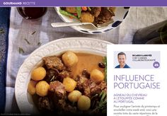 Influence portugaise - La Presse+ Pot Roast, Beef, Ethnic Recipes, Food, Al Dente, Meal, Eat, Portuguese, Crockpot