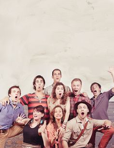 Day 18: Why do you love StarKid?    I love them because they are funny, talented, crazy, and supermegafoxyawesomehot!