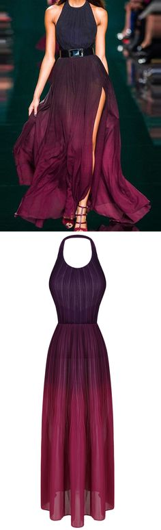 Busy with life as time goes by, sometimes you need such a relaxing dress!Just $21.99, Hot sale at OASAP.COM !