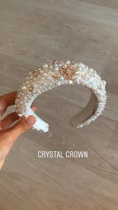 Jeweled Headband, Crystal Headband, Pearl Headband, Diy Headband, Bridal Headbands, Rhinestone Headband, Hair Jewelry, Bridal Jewelry, Gold Bridal Crowns