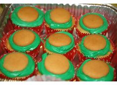 Green Egg ~ Cupcakes  DeLish DeMaria