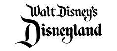 original 1955 disneyland logo /jacques wellington rupp.