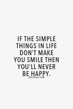 #selfawareness #simplicity #happiness