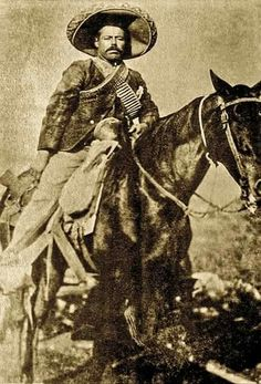 """Those who stand for different causes during different generations often experience the same oppositions and the same difficulties as those of the previous and the next generations. That is the basis of history repeating itself.""    ~  Criss Jami  *  Pancho Villa key player in the Mexican Revolution ."