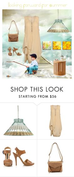 """""""Looking Forward For Summer 🌻"""" by mlkdmr ❤ liked on Polyvore featuring Holly's House, Ann Demeulemeester, French Connection, Violet Ray and Mark & Graham"""