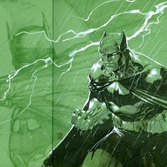 Batman by Jim Lee by karelis. Jim Lee Batman, Batman Vs Superman, Batman Art, Comic Book Artists, Comic Artist, Comic Books, Batman Europa, Jim Lee Art, Batman Drawing