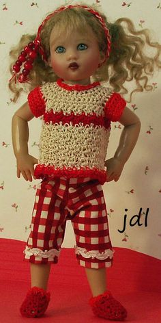 Sweet Ruby for Riley Kish by JDL Doll Clothes #KishCompany