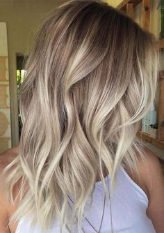 Browse this page and find amazing trends of ash blonde hair colors and hairstyles to show off right now. Stylish hair color trends for your next special event. We have collected in this post some of the modern shades and highlights of ash blonde hair colors just for you to apply in year 2018.