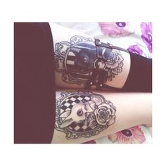 Tumblr ❤ liked on Polyvore featuring tattoos, pictures, photos and backgrounds