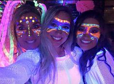 #GlowParty