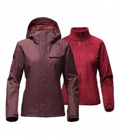 763fd3bba14b The North Face - Helata Triclimate Jacket - Women s. 3 In 1 ...