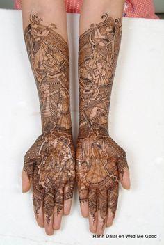 Harin Dalal Bridal Mehendi Artist, Bridal Mehndi Artist in Mumbai