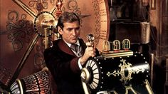 With the release of yet another time travel movie this week (Terminator Genisys), it's time for us to look back at the great time travel movies of our past. Here are all the major time travel movies ever, ranked. Alfred Hitchcock, Best Sci Fi Movie, Movie Tv, Greatest Movies, Travel Movies, Time Travel, Space Travel, Classic Sci Fi, Sci Fi Movies