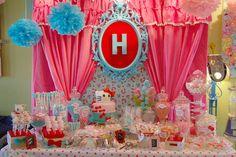 """Photo 1 of 70: Hello Kitty / Birthday """"Hello Hazel """"   Catch My Party"""