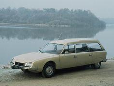 Citroën CX 1975