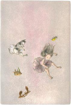 Dark Silence In Suburbia Children's Book Illustration, Character Illustration, Cat Art, Illustrations Posters, Art For Kids, Art Drawings, Character Design, Artwork, Retirement Decorations