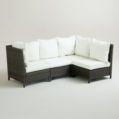 Solano Outdoor Sectional Collection | World Market