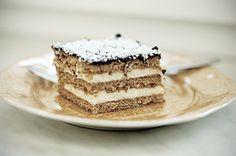 Przekładaniec grecki / Layer-cake